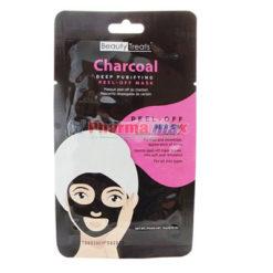 Beauty Treats Peel Off Mask Charcoal