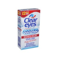 CLEAR EYES COOLING REDNES 15ml