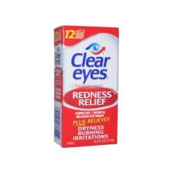 CLEAR EYES REDNESS RELIEF 15ml