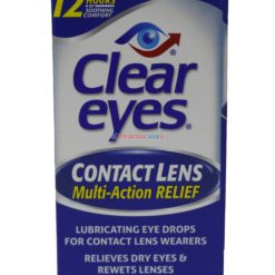 CLEAR EYES CONTACT LENS 15ml