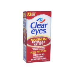 CLEAR EYES MAXIM REDNESS 15ml