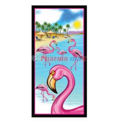 American Towel Flamingo Towel
