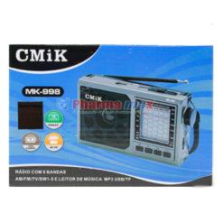 Cmik 8Band Radio Mk-998