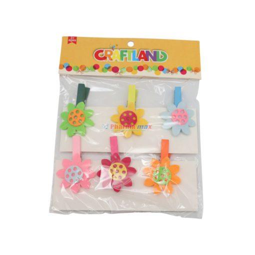 CRAFTLAND PINCHES MADERA FLOR