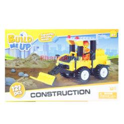 Build Me Up Construction 127pcs