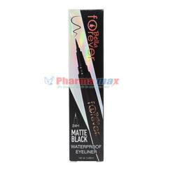 Bella Forever Waterproof Eyeliner Matte Black 0.65g FBE-926