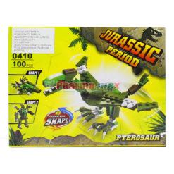Peizhi Jurassic Period 3In1