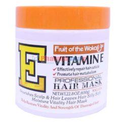 Fruit of the Wokali Vitamin E Hair Mask 22.8oz