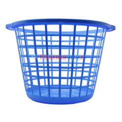 Plastic Laundry Basket #223RD