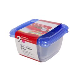 HAIXIN SQUARE CONTAINERS 2/.4L