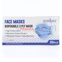 MD Disposable Face Mask 50pcs