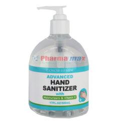Color Element Hand Sanitizer with Vitamin E 17oz