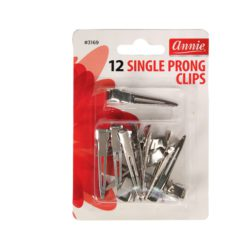 ANNIE SINGLE PRONG CLIPS #3169