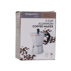 UNIQUE COFFEE MAKER 3 CUP