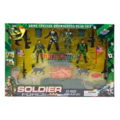 Lollipop Soldier Force 23pcs
