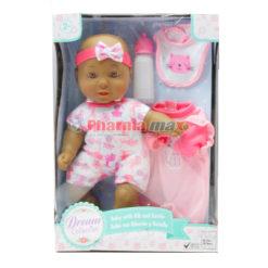 Dream Collection Baby Bib&Bottle
