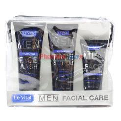 Vital Men Facial Set 3pcs