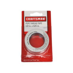 PIPE THREAD TAPE 1/2in X 520in