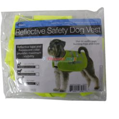 DUKE'S REFLECT SAFETY DOG VEST