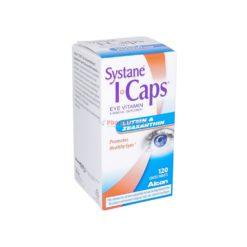 ICAPS LUTEIN&ZEAXANTHN 120 TAB