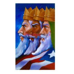 """CI Garden Flag 3 King 12""""x 18"""""""