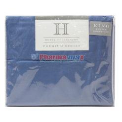Hotel Collection King Sheet Set 4pc I Blue