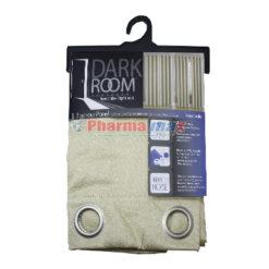 Dark Room Blackout Panel Annab Beige