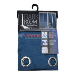 Dark Room Blckout Panel Morena Teal
