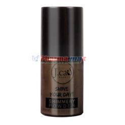 Jcat Shimmery Powder Dark Wood SP107