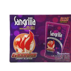 GASOLINA SANGRIA 5/6.75oz