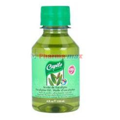Capilo Aceite Eucalipto 4Oz