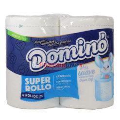 DOMINO SUPER 4 ROLLOS