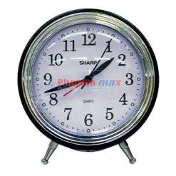 Sharp Round Alarm Clock