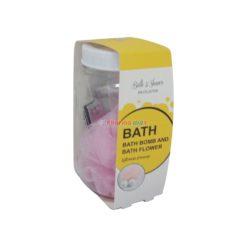 B&S MASON JAR BATH GIFT SET