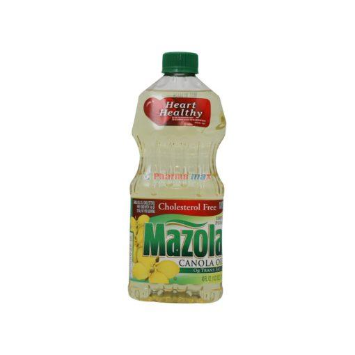 MAZOLA CANOLA OIL 40oz