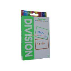 BAZIC FLASH CARD DIVISION 36pk