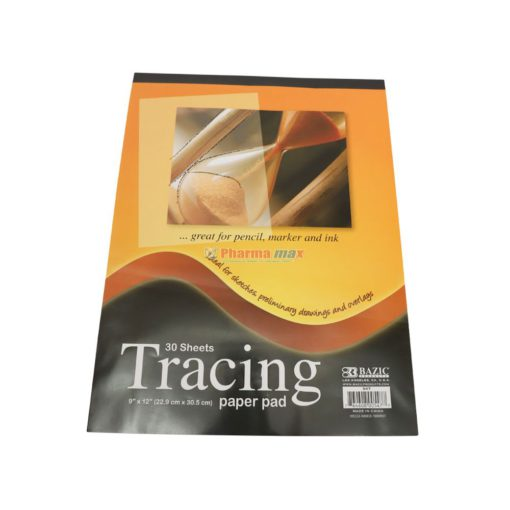 BAZIC TRACING PAPER PAD 30 sht