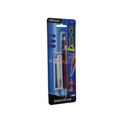 BAZIC TRIAN MEC PENCIL 0.7mm