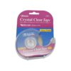 """BAZIC CRYSTAL CLEAR TAPE 3/4"""""""