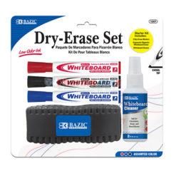 Bazic Dry Erase Kit