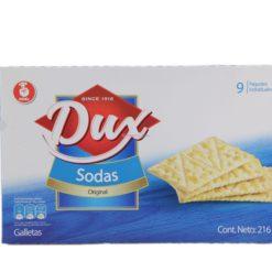 DUX EXPORT SODAS 7.6oz