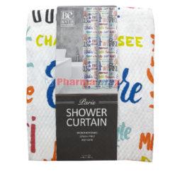 Be Shower Curtain Paris