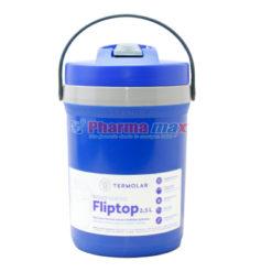 Termolar Fliptop 2.5L Blue