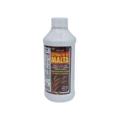GERMA EXTRACTO MALTA LIQ 16oz