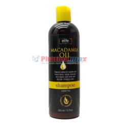 Elite Macadamia Oil Shampoo 12oz