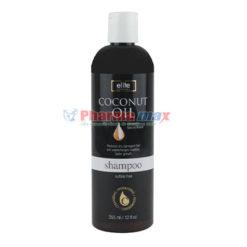 Elite Coconut Oil Shampoo 12oz