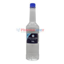 DCI Ethyl Alcohol 70% 25oz