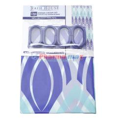 Bath House Shower Curtain #50787