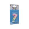 ALEF NUMERAL CANDLES #7