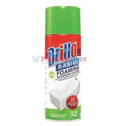 Brillo Basics Foaming Bathroom Cleaner 12oz